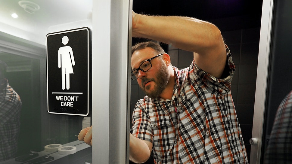 Texas Bathroom Bill Shows That These Laws Are About Targeting