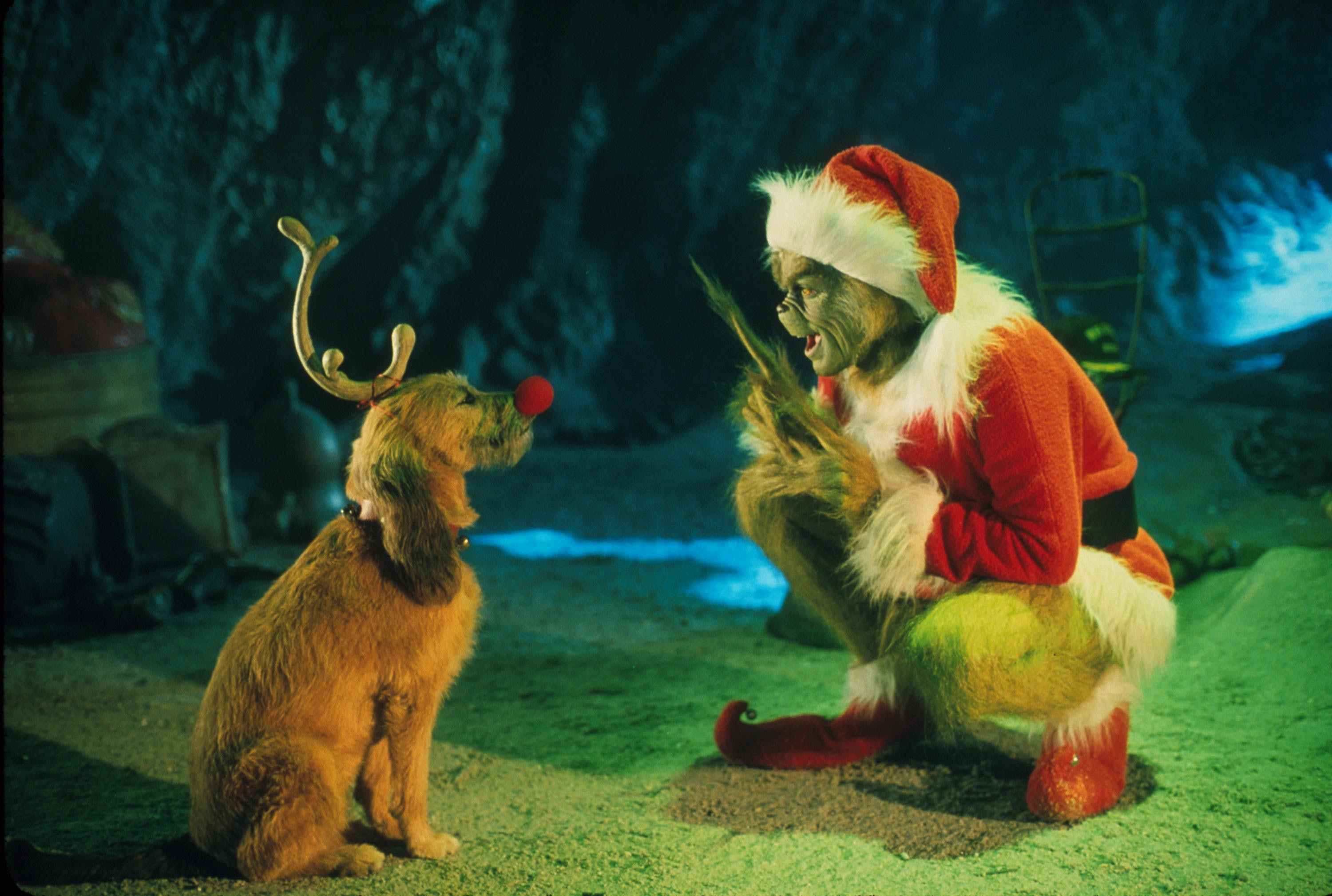 Image result for Dr. Seuss' How the Grinch Stole Christmas movie