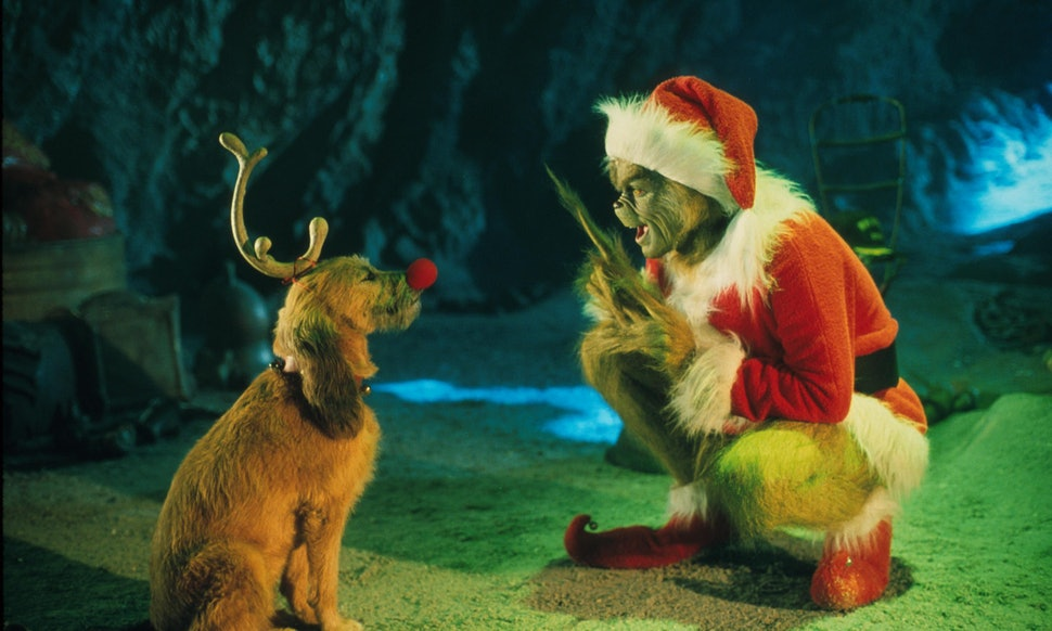 6 reasons why the real star of how the grinch stole christmas is max the dog - How The Grinch Stole Christmas 2000 Cast