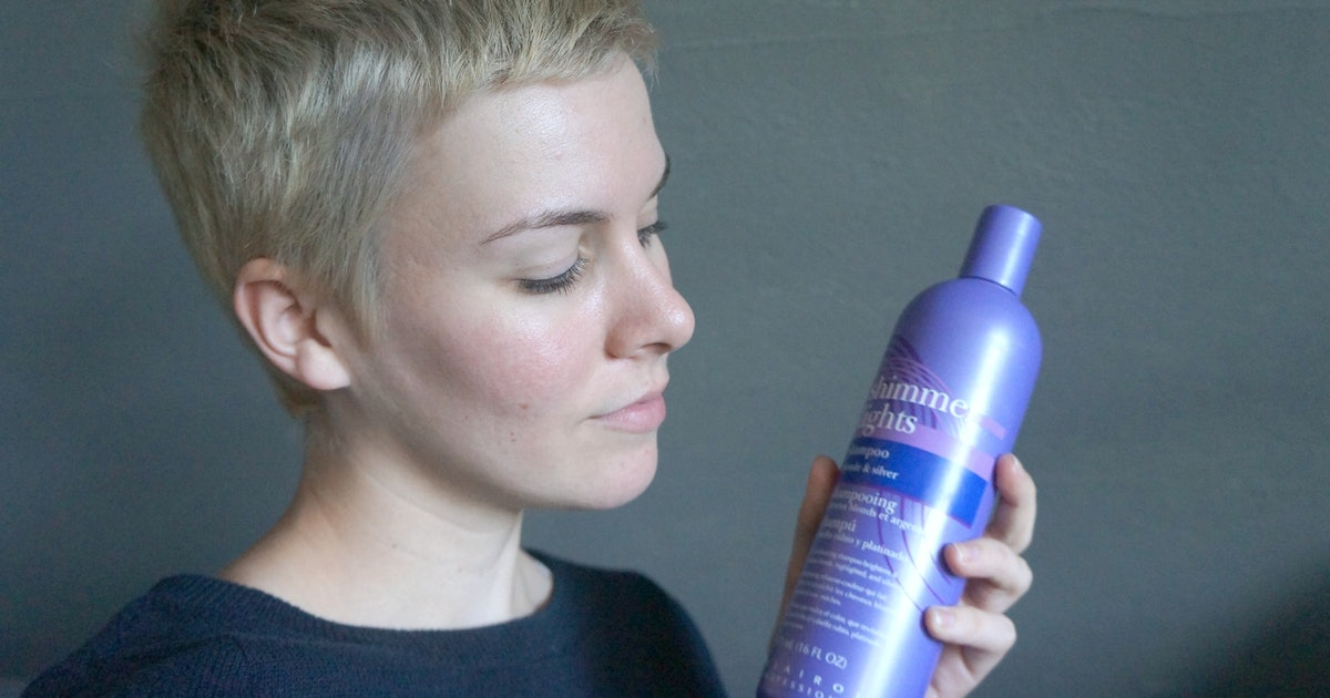 The Best Purple Shampoos & Conditioners For Blonde Hair I've Ever Tried
