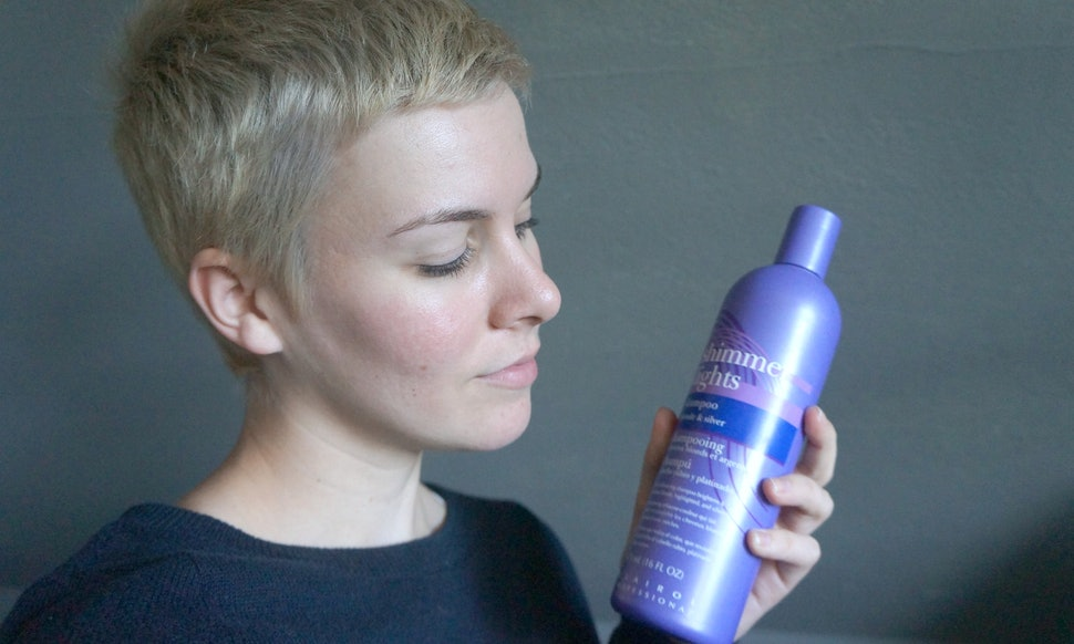 The Best Purple Shampoos Conditioners For Blonde Hair Ive Ever Tried
