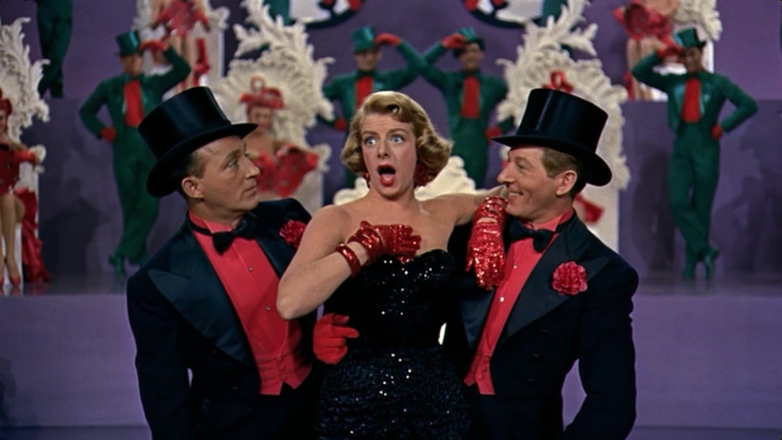 White Christmas 1954.White Christmas Is The One Holiday Movie On Netflix To
