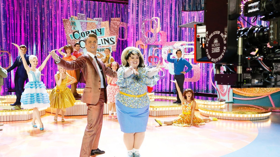 The Corny Collins Dancers In Hairspray Live Are More Than