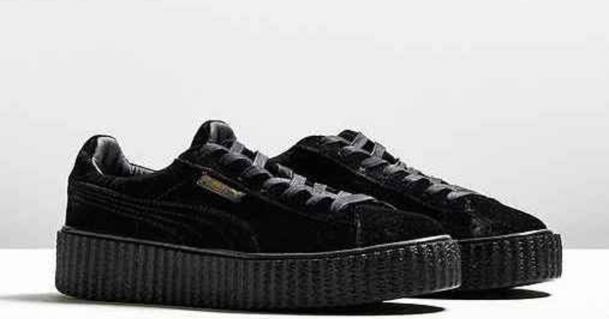 6ee5944acc15 Are The Rihanna Puma Creepers Sold Out At Urban Outfitters  Here s The Deal