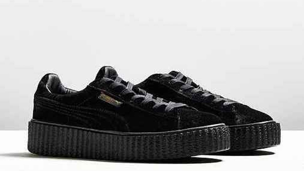 Are The Rihanna Puma Creepers Sold Out At Urban Outfitters  Here s The Deal 769ed4c12acd