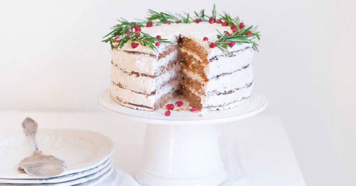 50 Vegan Christmas Recipes For 2016, From Breakfast To Booze