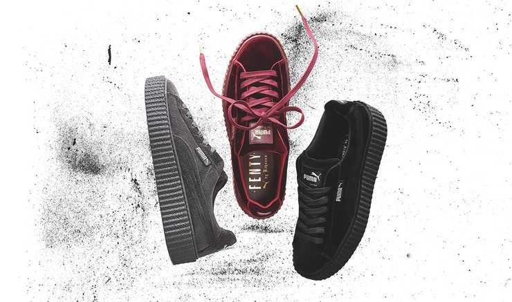 A Closer Look at Rihanna's PUMA Creeper | Highsnobiety