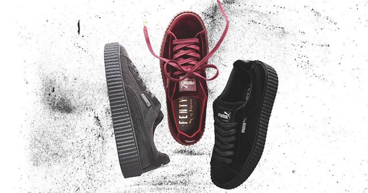 ff21a82c1ae5 What To Buy If Rihanna s Fenty x Puma Creepers Sell Out