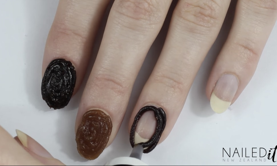 Edible Chocolate Nails Is Officially The Weirdest Beauty Trend of ...