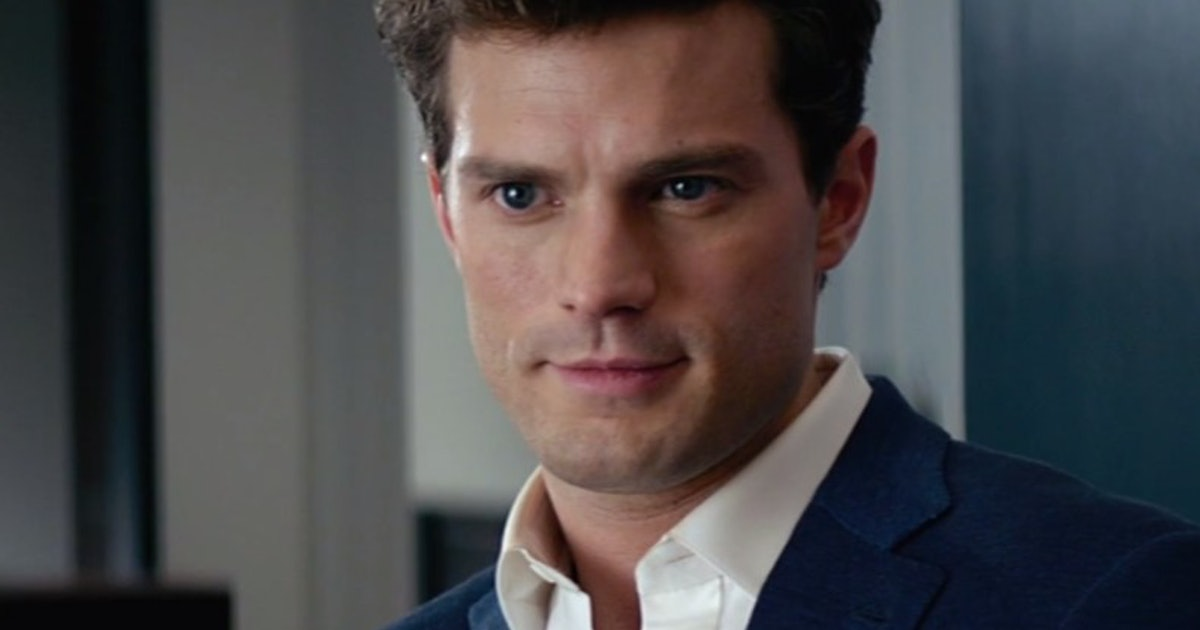 The guy from fifty shades of grey