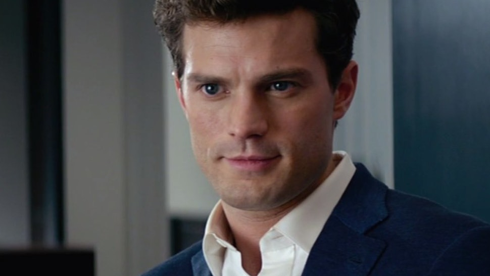 who is christian in 50 shades of grey