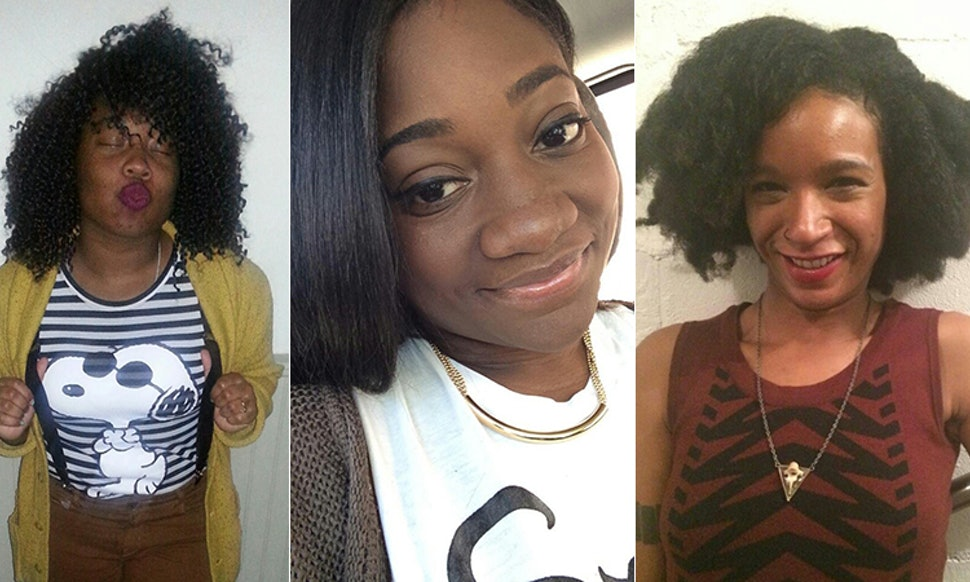 11 Women With Afro Textured Hair Talk About Why They Keep It Relaxed