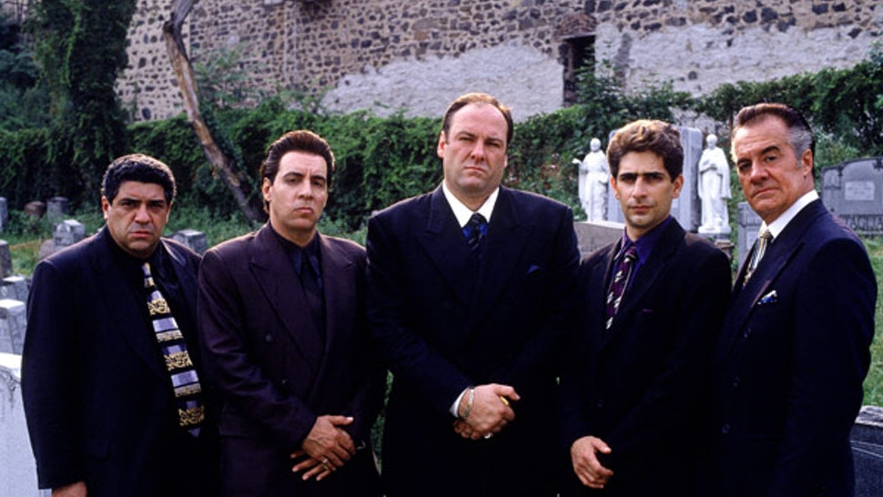 21 Things I Noticed Watching 'The Sopranos' Pilot For The