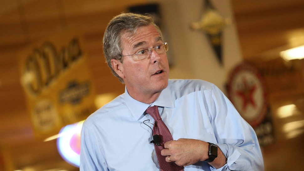 60 Jeb Bush Quotes So Terrible You'll Wish He Were Joking Stunning Jeb Bush Quotes