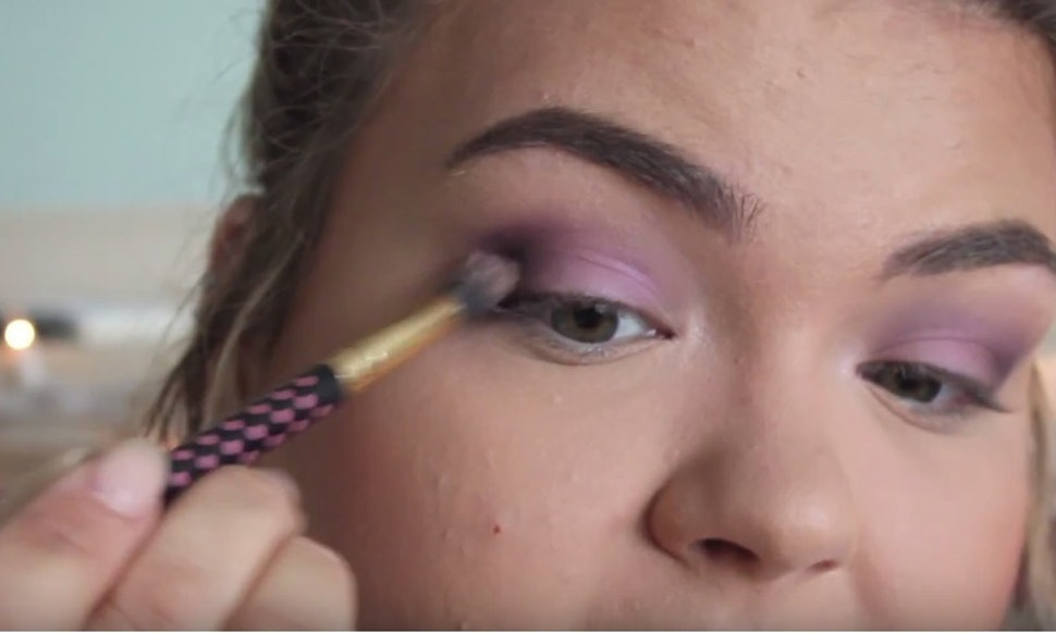 How To Wear Colorful Eyeshadow Without Looking Like You Time