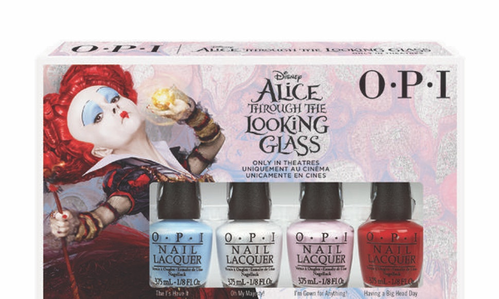 What Colors Are In The OPI \'Alice Through The Looking Glass ...