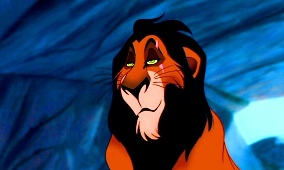 scar from the lion king isn t actually so bad for a murderous villain