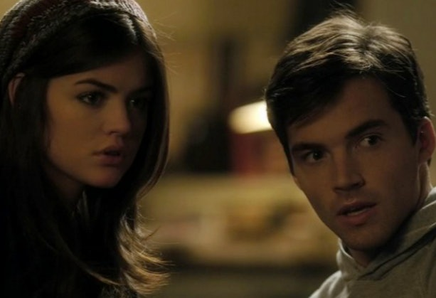 Are aria and mr fitz hookup in real life