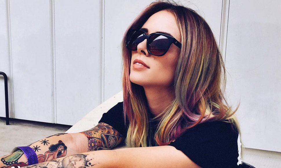 The Colombre Hair Trend Is The Dye Job Of Your Rainbow Dreams
