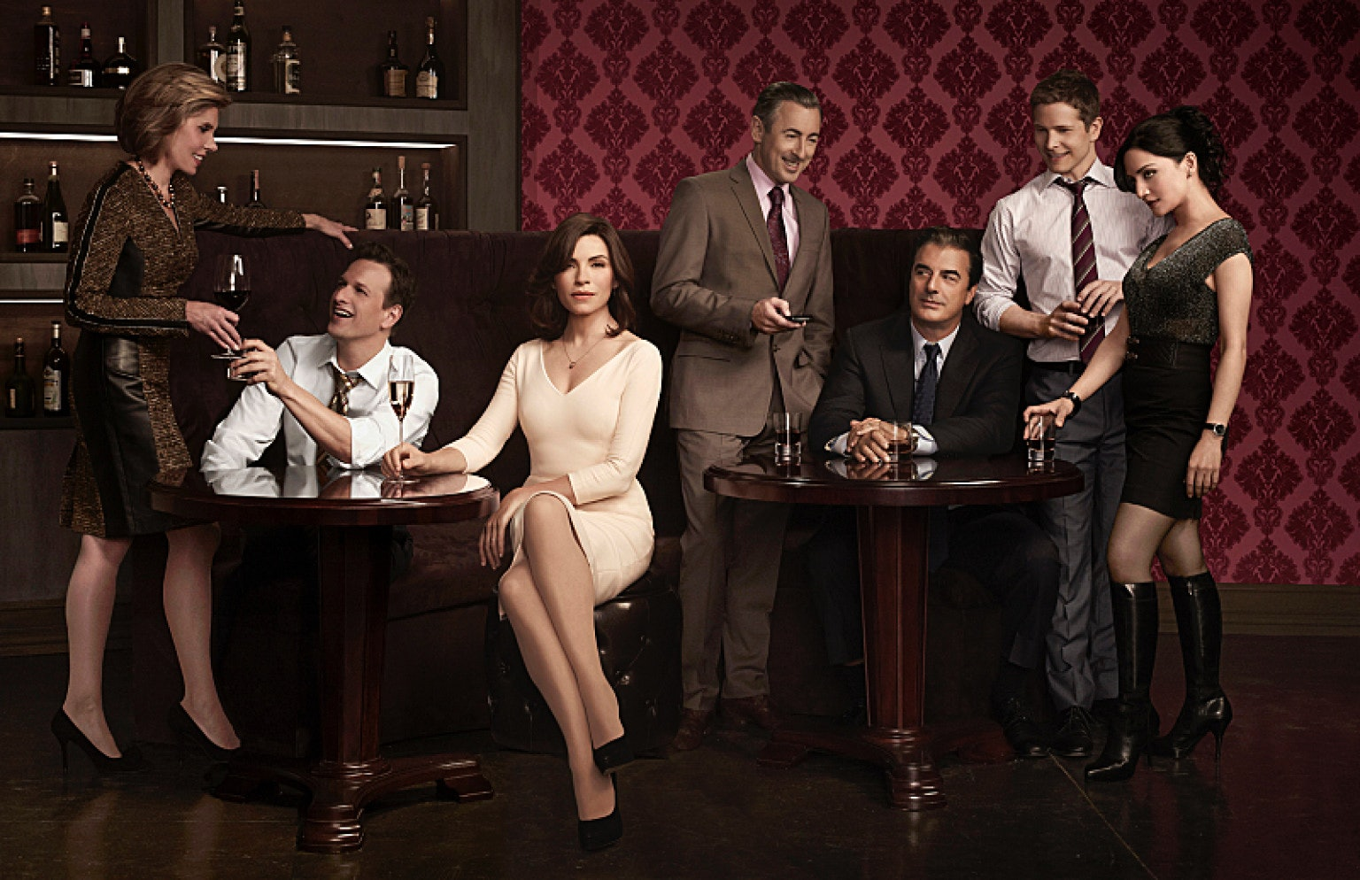 Downton Abbey\' Stole \'The Good Wife\'s Emmy Nomination & We Need to ...