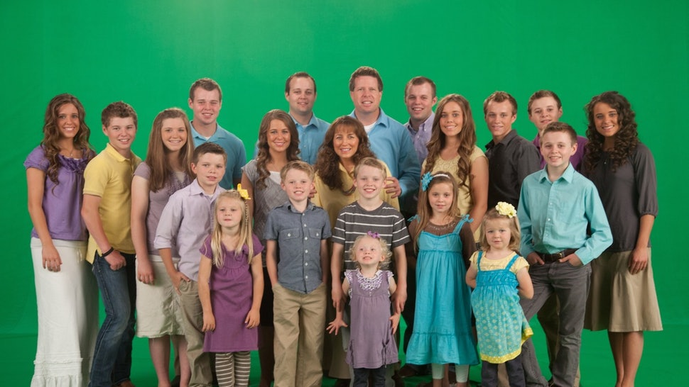 How Many Duggars Will There Be In 25 Years Yep We Did The Math