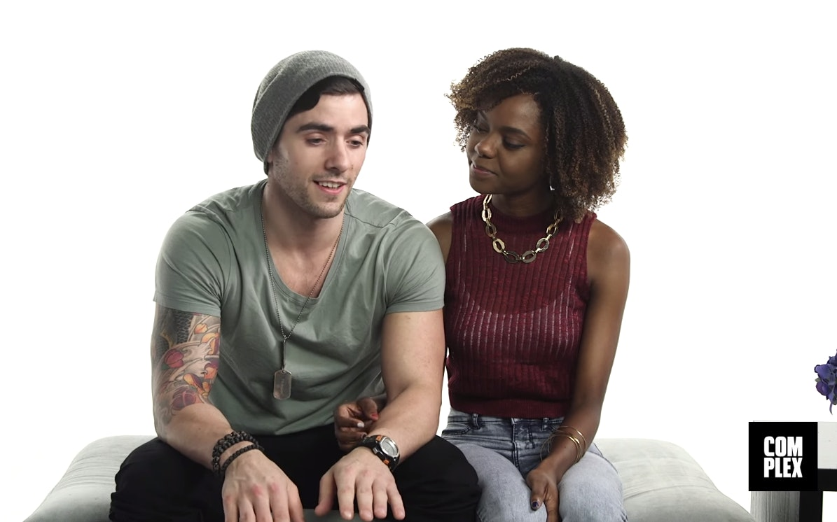 Interracial relationship stereotypes