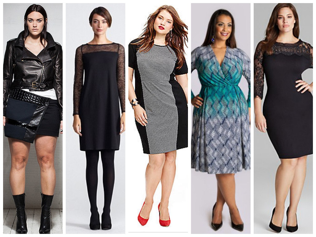 5 High Fashion Plus Size Designers For Fancy Quality Clothes