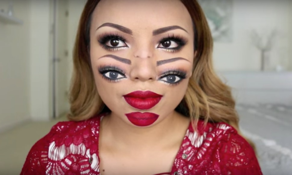 9 halloween pun makeup ideas for a hilariously cheesy costume