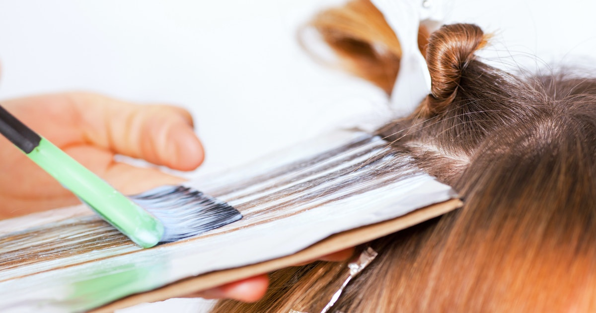 How To Lighten Hair With Hydrogen Peroxide Plus Other