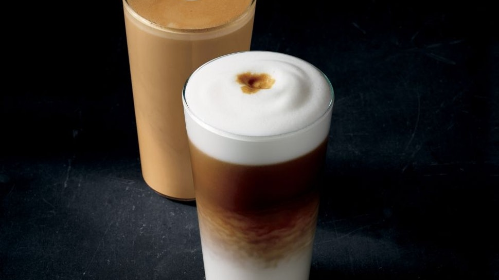 What S The Difference Between A Starbucks Latte Macchiato