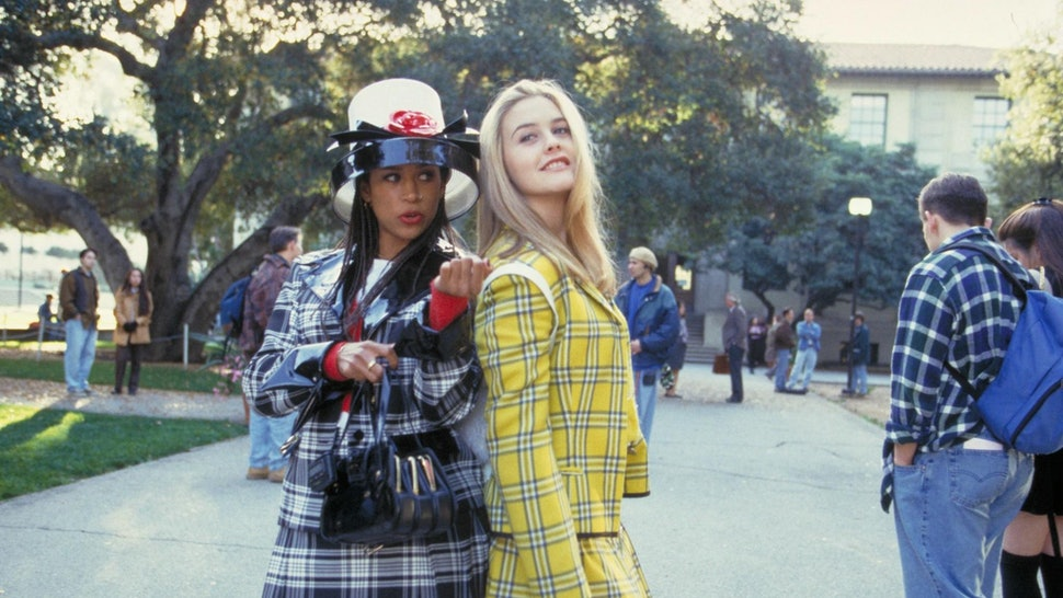 2c85016852d Stacey Dash Reveals Her Favorite Dionne From  Clueless  Fashion Statement