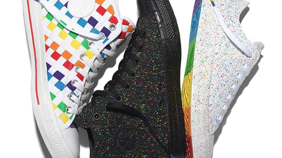 9519a7c20dd8 Where To Buy The Converse Pride Collection