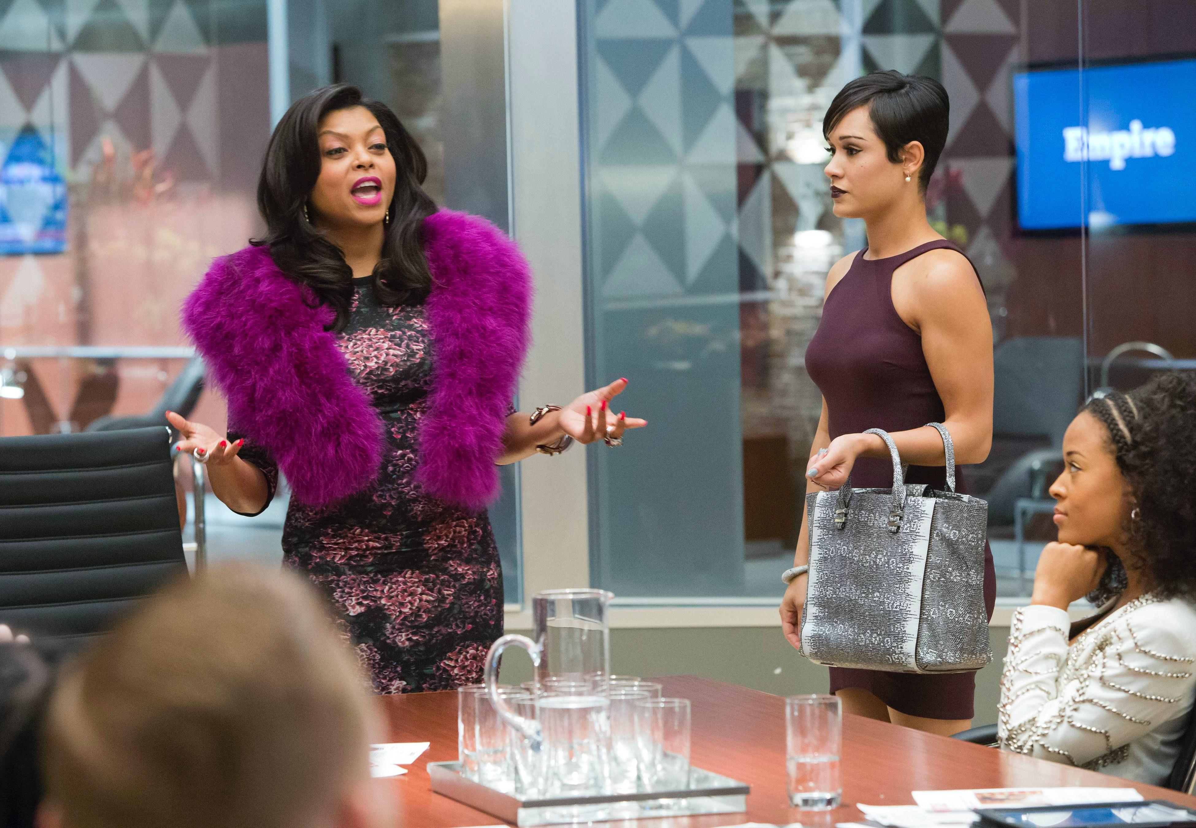 Empire couples dating in real life taraji and terrence lip