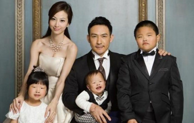 Chinese Man Jian Feng Sued His Ex-Wife Over Ugly Children, According to the  Internet
