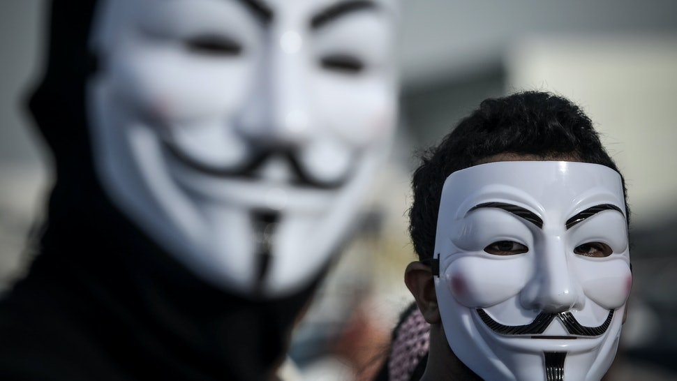 What Do Anonymous Masks Mean They Re Steeped In Historical And