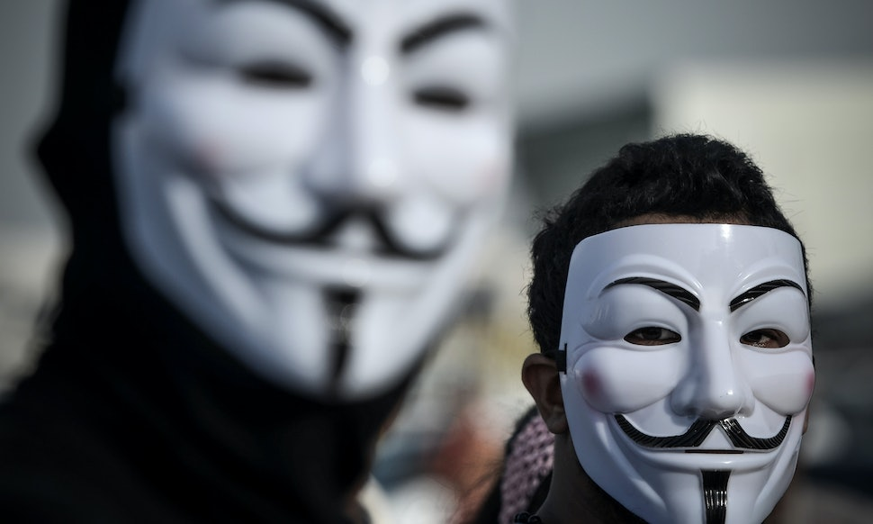 What Do Anonymous Masks Mean Theyre Steeped In Historical And