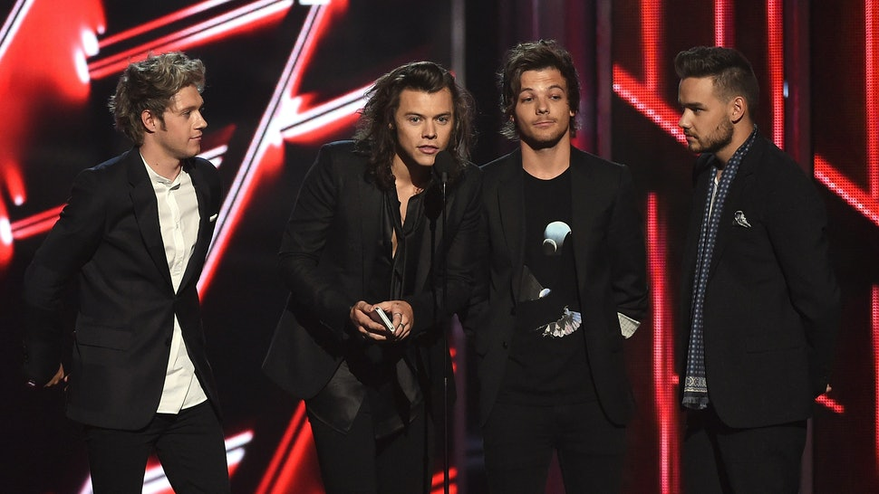 One Direction Announces Fifth Album Title 'Made In The A M