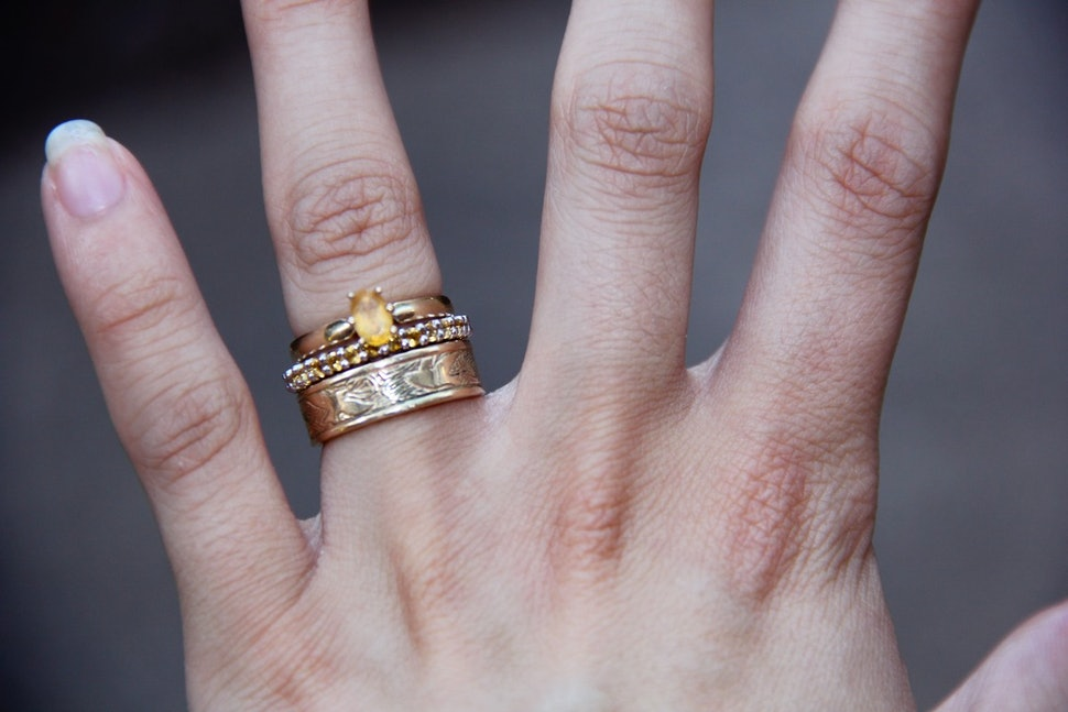 Non Traditional Engagement Wedding Ring Sets Are Worth Considering Even If Youre Big On The Classics