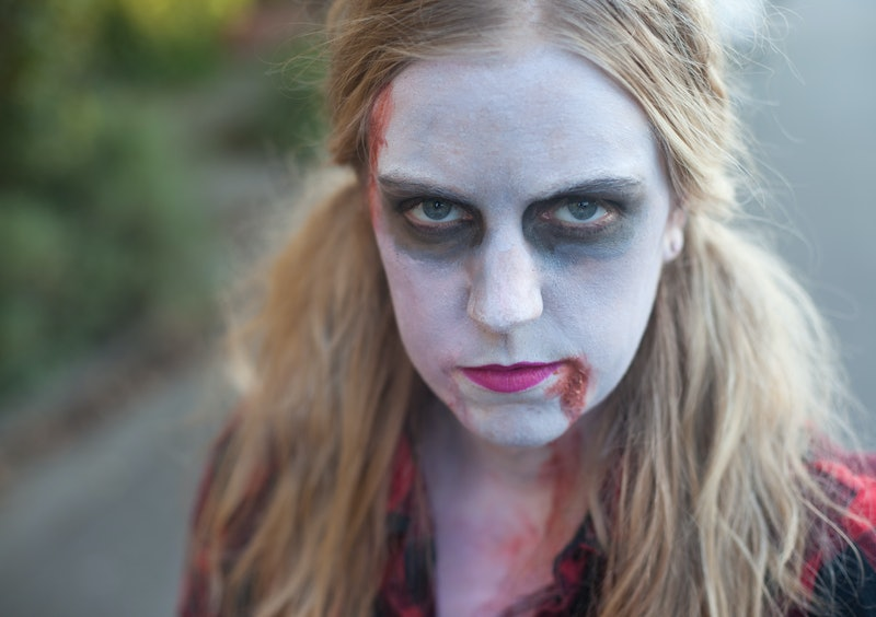 9 Easy Halloween Makeup Ideas From Zombies To Sexy Vampires To Daenerys From Game Of Thrones