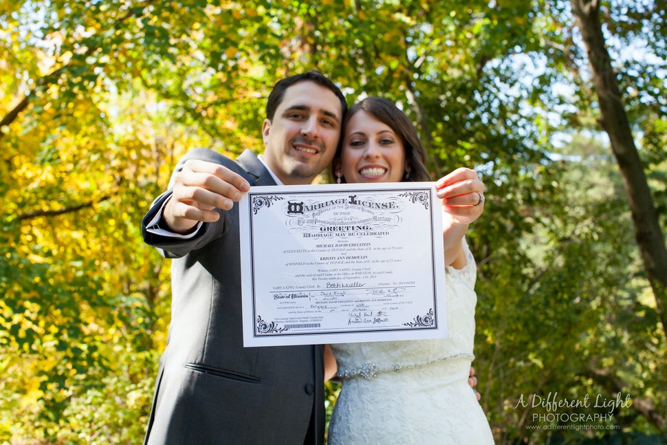 How To Get A Marriage License Before Your Walk Down The Aisle