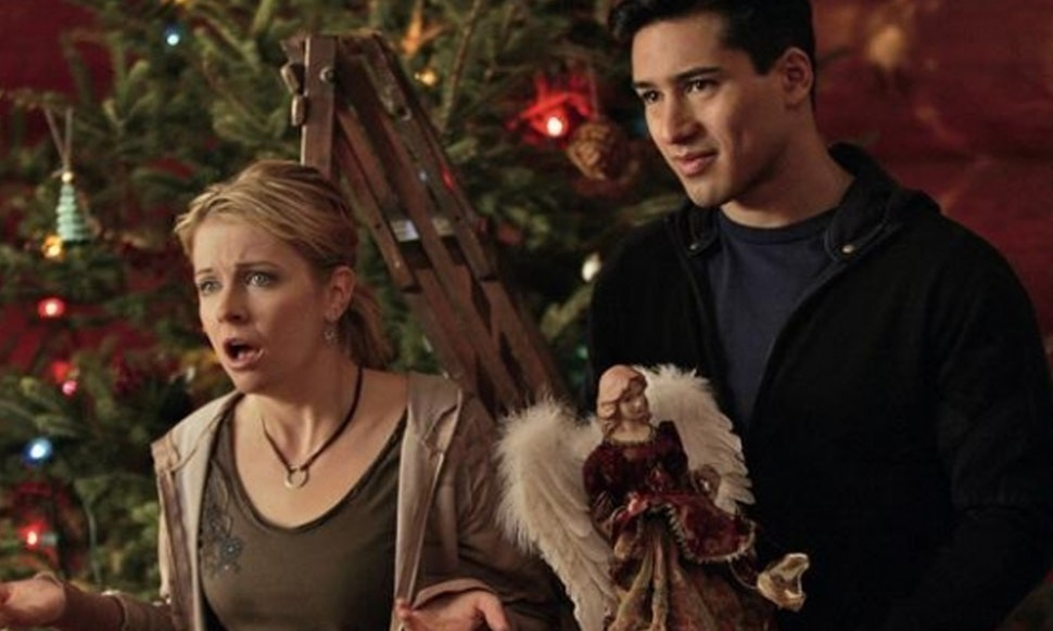 7 Insane ABC Family Christmas Movie Plots, Because Kidnapping Someone To Get A Date Isn't Cool