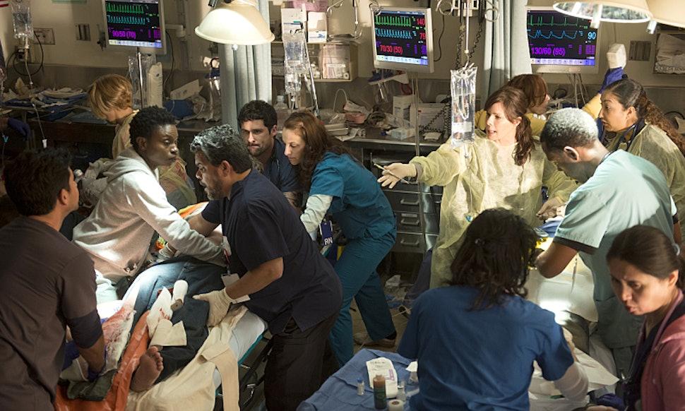 New Emergency Room Nurse