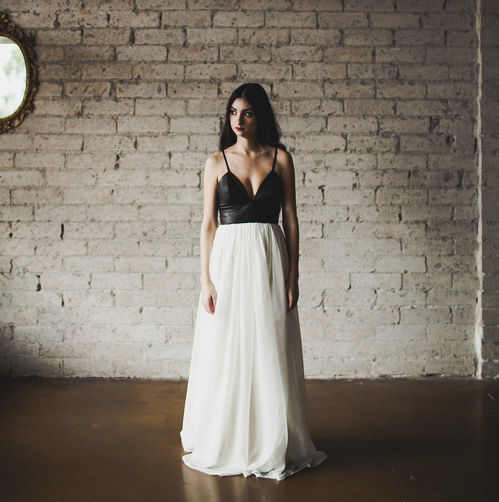 17 alternative wedding dresses for the more adventurous bride to be junglespirit Choice Image
