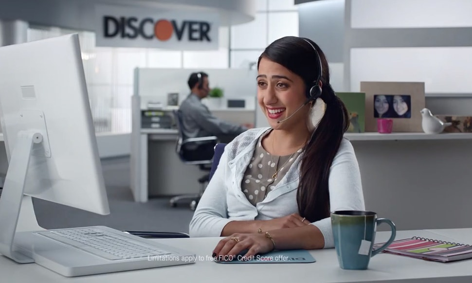 are the twins in the discover card commercial twins in real life