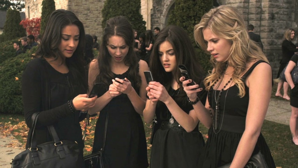 9 People You Totally Forgot Were On 'Pretty Little Liars