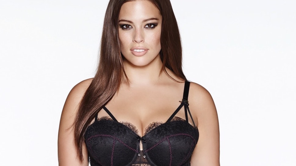 29048d10879a8c 7 Plus Size Bralettes In Lacy Black That Will Keep Your Boobs Looking Sexy  And Feeling Free