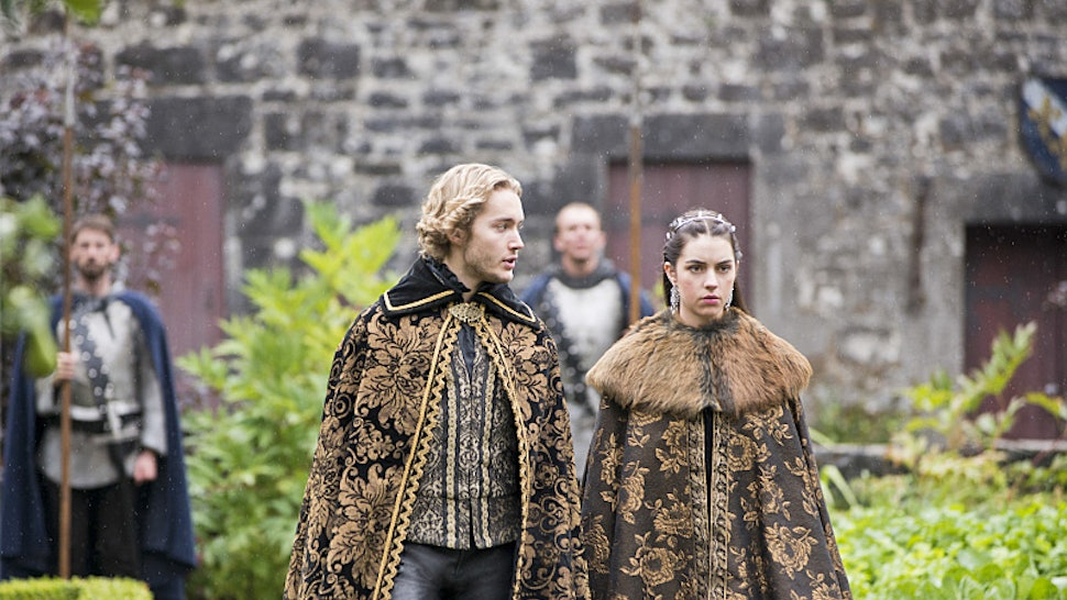 Francis Should Claim Lola S Baby On Reign Even If Mary Doesn T