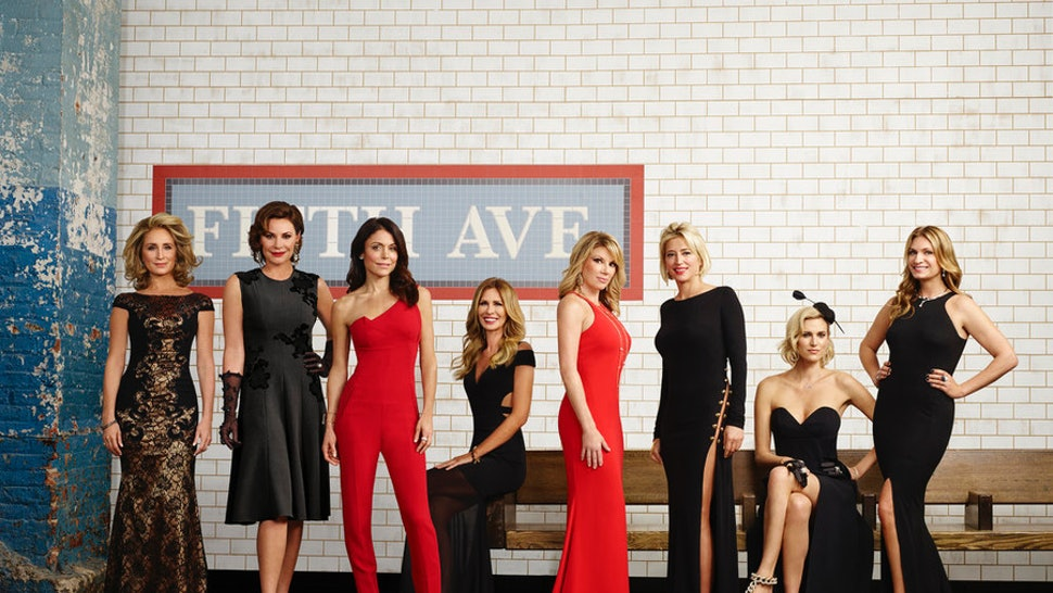 Recap 'Real Housewives of New York' Season 6 So You Remember ...