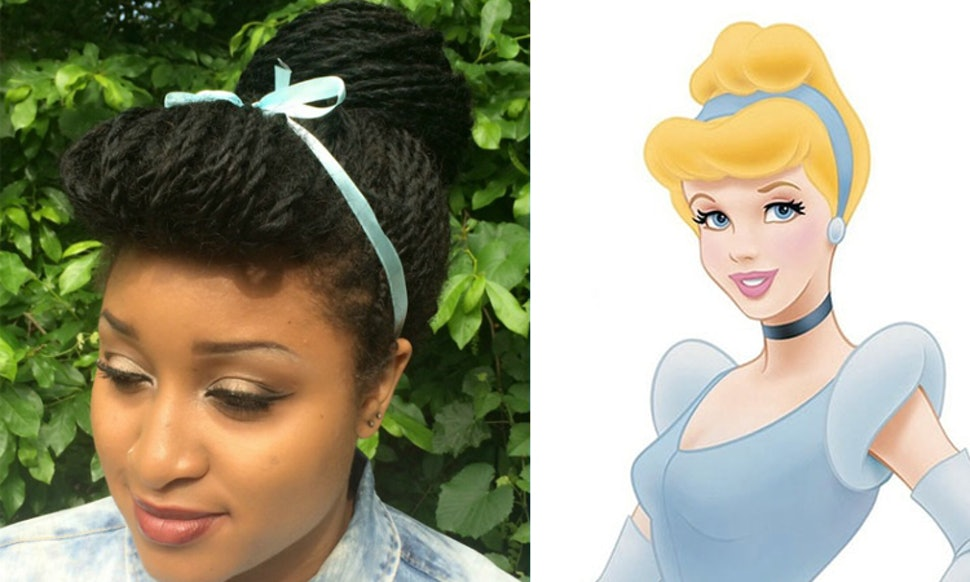 I Recreated Disney Princess Hairstyles With Senegalese Twists Because Girls Braids Can Have Some Fairytale Fun Too