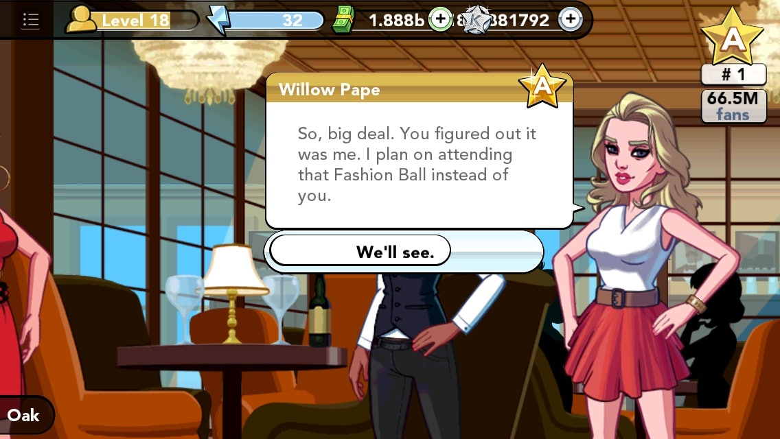 Willow pape dating